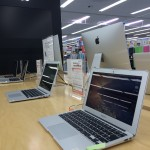 愛用のMacBookAirが…