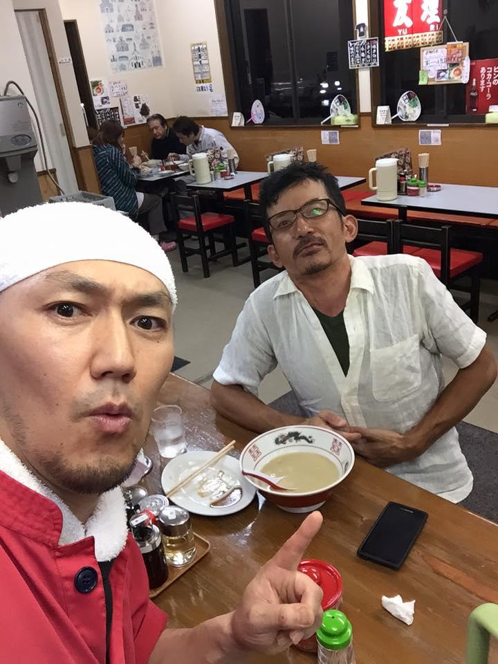 九州ラーメン友理は「デカ盛り」のお店ではありません!