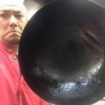 【悲報】お鍋に穴が空きました。
