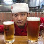 生ビールのジョッキが新しくなりました!の真相。