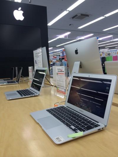 Mac Book Air 買うよ。