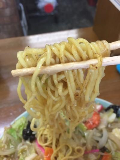 太麺リフトーーーー!