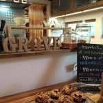 富津市の「cafe GROVE」には素敵な空気が流れています。