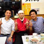 友理に来る前は東京でサラリーマンでした。